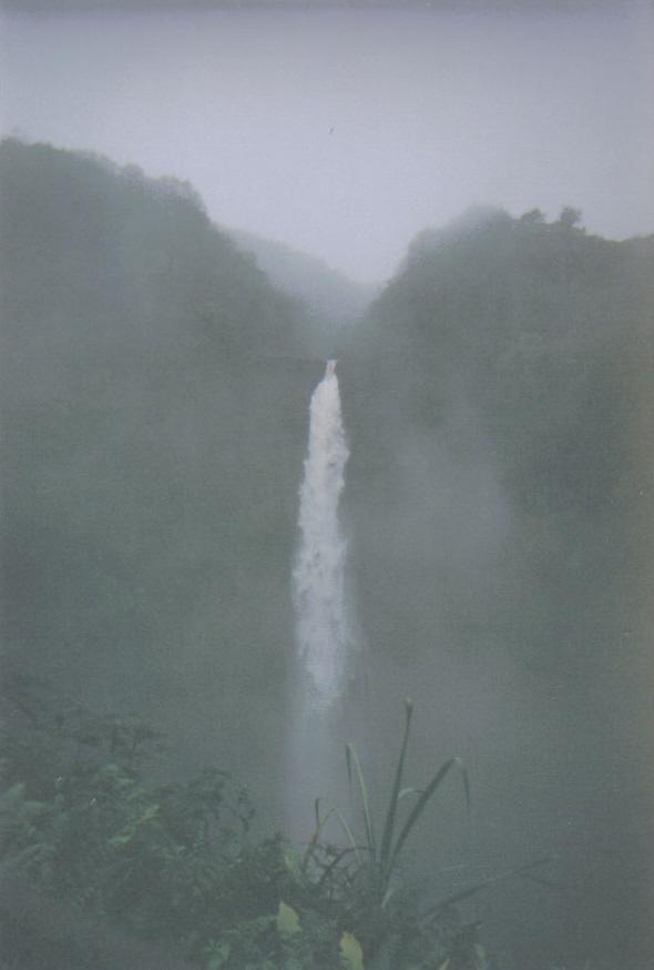 Akaka Falls, Kona, HI 2006
