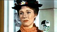 Mary Poppins/Julie Andrews image borrowed from http://sergioleoneifr.blogspot.com