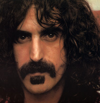 Image borrowed from Zappa.com