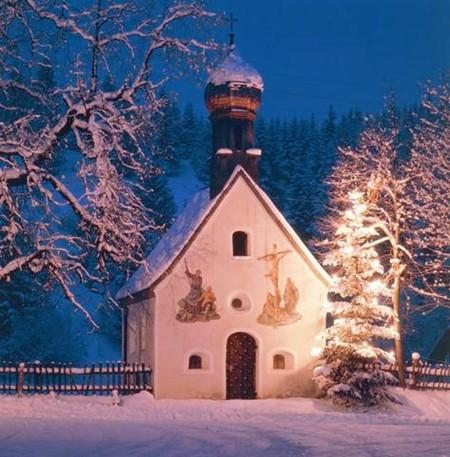 German chapel Tree