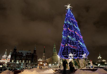 Moscow Tree