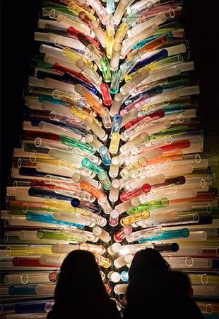 Murano Glass Tree