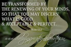 Romans 12.2